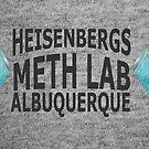 Heisenbergs Meth Lab by Charles McFarlane