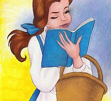 Belle, a Peculiar Mademoiselle by Kimberly Castello