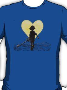 Kingdom Hearts Sora Walking T-Shirt