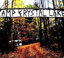 Camp Crystal Lake by Hallowaltz