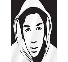 Trayvon Martin T-Shirt (Jamie Foxx As Seen On TV)  Photographic Print