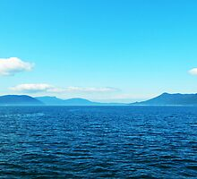 San Juan Islands by kchase