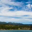Summer Skies over Yukon River by Yukondick
