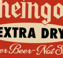 Rheingold Beer Sticker