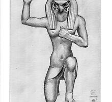 Horus of Pe by Aakheperure