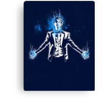 Regenerate Doctor/ The 11th Hour Canvas Print