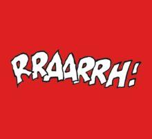 RRAARRH! by wu-wei