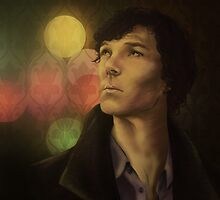 Sherlock Holmes of Baker Street by wandangle