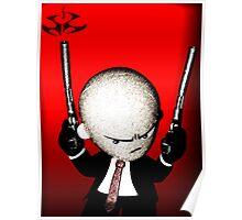 Agent 47 - Hitman Poster