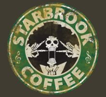 Starbrook Coffee Grunge by Guidux