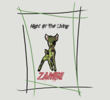 Night Of The Living Zambi! by foriamtheowl