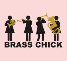 Brass Chick by FrenchHornGirl