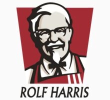 Rolf Harris KFC by crazytees