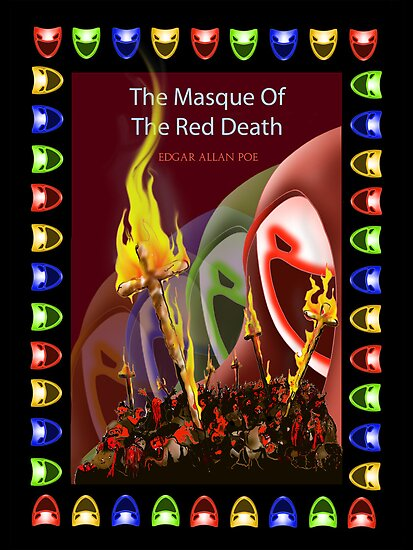 The masque of the red death by Darren Coldwell