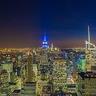 Lower Manhatten by Andrew-Thomas