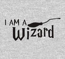 I Am A Wizard by Fiona Boyle