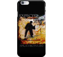 Expecto Splatronum...! iPhone Case/Skin