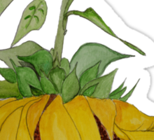Lori's Sunflower Sticker