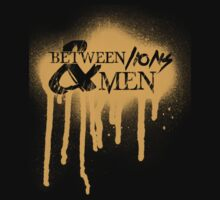 BL&M - Sprayed Logo by betweenlionsmen