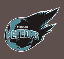Midgar Meteors (Turquoise) by moombax