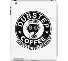 Dubstep coffee iPad Case/Skin