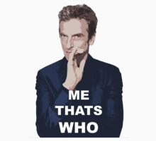 Peter Capaldi - 12. by aamazed