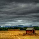 The Old Pump House by Charles & Patricia   Harkins ~ Picture Oregon