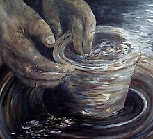 In the Potter's Hands by EloiseArt