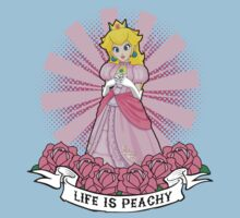Life Is Peachy T-Shirt
