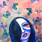 Butterfly fly by Melissa Underwood
