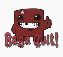 Super Meat Boy Rage Quit by Doomsdays97