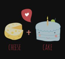 Cheese-cake Love Kids Clothes