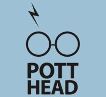 Harry Potter - Pott Head by CalumCJL