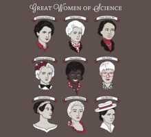 Great Women of Science {Set} by geeksweetie
