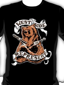 West Side Represent T-Shirt