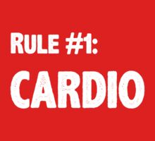 Rule #1 Cardio Kids Clothes