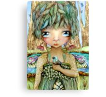 Eucalypt Princess Canvas Print