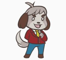Digby Sticker by SpencerBingham