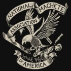 National Machete Association - Official Seal by Ben Walker