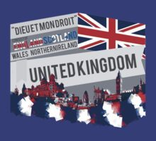 United Kingdom by Terry To