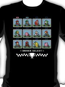 SUPER SMASH KART T-Shirt