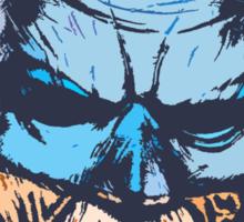Zombie batman Sticker