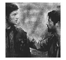 Cas and Dean by KinleyVanOrden