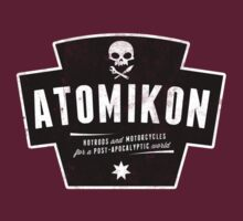 ATOMIKON Hotrods & Motorcycles by Mark Will