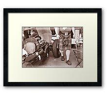 Grand Prix Historique de Monaco #2 Framed Print