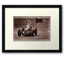 Grand Prix Historique de Monaco #5 Framed Print