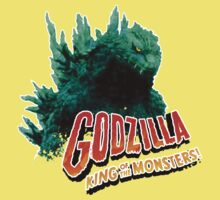 Godzilla King of the Monsters Kids Clothes