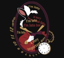 I'm late by Nados