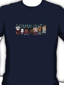 8bit Community T-Shirt
