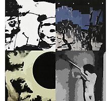 Bauhaus Pop Art Photographic Print